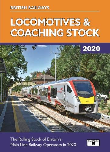 Loco Coaching Stock 2021